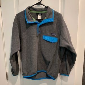 Patagonia Synchilla XS Snap Fleece Pullover